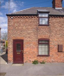 Thumbnail 1 bed end terrace house to rent in Station Road, Sutterton, Boston