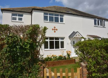 Thumbnail 4 bed semi-detached house for sale in Pool Road, West Molesey