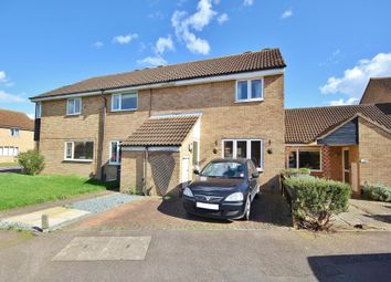 Thumbnail 3 bedroom terraced house for sale in Waveney Road, St. Ives, Huntingdon