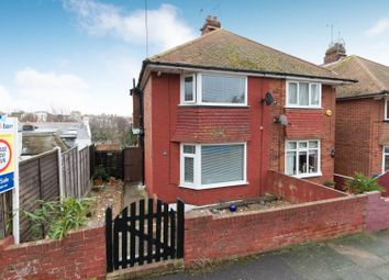 Thumbnail 3 bed semi-detached house for sale in Wardour Close, Broadstairs
