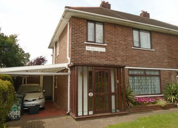Thumbnail 3 bed semi-detached house to rent in Aintree Avenue, Cantley, Doncaster