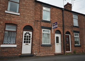 Thumbnail 2 bed cottage to rent in Spring Gardens, Nantwich