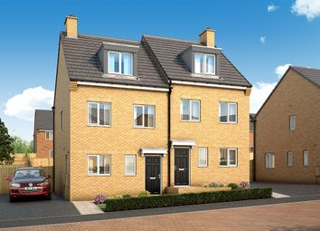 """Thumbnail 3 bed property for sale in """"The Bamburgh"""" at South Parkway, Seacroft, Leeds"""