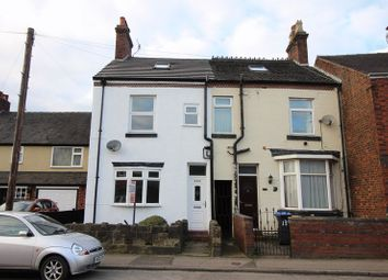Thumbnail 3 bed end terrace house for sale in Ball Haye Road, Leek