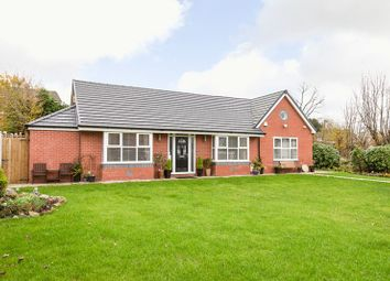 Thumbnail 3 bed detached bungalow for sale in Ince Hall Avenue, Ince, Wigan