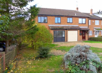 Thumbnail 3 bed end terrace house for sale in Lutton Gowts, Lutton, Spalding, Lincolnshire