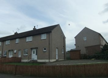 Thumbnail 3 bed end terrace house for sale in 44 Gledhill Crescent, Locharbriggs, Dumfries