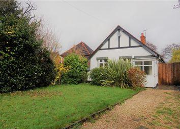 Thumbnail 2 bed detached bungalow for sale in Bhylls Lane, Castlecroft, Wolverhampton