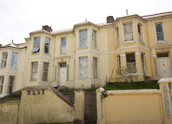 Thumbnail 1 bedroom flat for sale in Alexandra Road, Mutley, Plymouth, Devon
