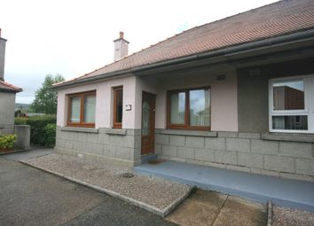 Thumbnail 1 bed semi-detached bungalow for sale in Barron Court, Huntly