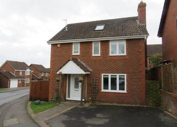 Thumbnail 4 bed detached house for sale in Avondown Road, Durrington, Salisbury