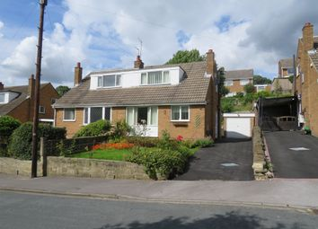 Thumbnail 3 bed semi-detached bungalow for sale in Hough End Garth, Bramley, Leeds