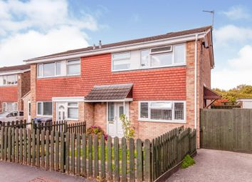 Thumbnail 3 bed semi-detached house for sale in White Horse Way, Westbury