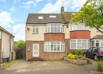 Thumbnail 4 bed semi-detached house for sale in Cockfosters, Barnet EN4,