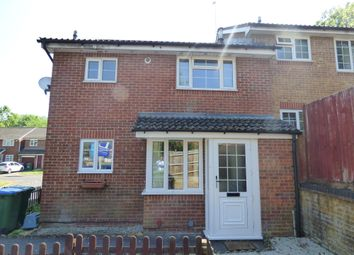 Thumbnail 1 bed end terrace house to rent in Squirrel Drive, Sholing, Southampton