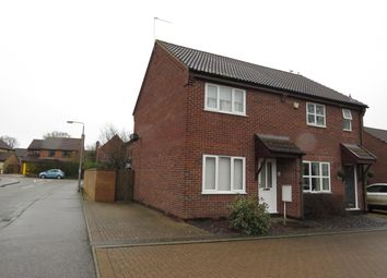 Thumbnail 2 bed property to rent in Homebred Lane, Loddon, Norwich