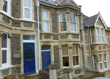 Thumbnail 1 bed flat to rent in Queenwood Avenue, Bath
