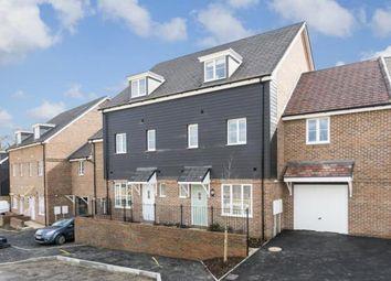 Thumbnail 4 bedroom terraced house for sale in Oakline, Heathfield, East Sussex