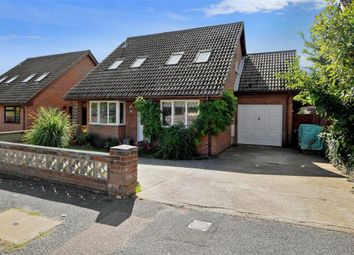 Thumbnail 4 bed detached bungalow for sale in Glynn Road, Peacehaven, East Sussex