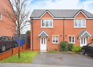 Thumbnail 2 bed semi-detached house for sale in Panthers Place, Chesterfield