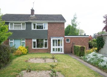 Thumbnail 3 bedroom semi-detached house for sale in Cherry Tree Walk, Southam