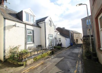 Thumbnail 2 bed flat for sale in 12A, Ritchie Street, Millport KA280Al