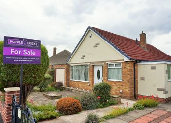 Thumbnail 2 bed detached bungalow for sale in The Boulevard, Doncaster