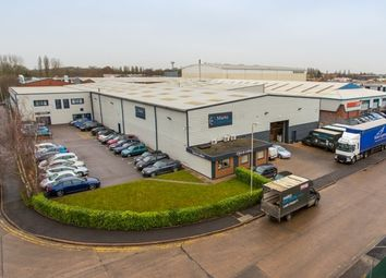 Thumbnail Light industrial for sale in Unit 1, Elland Road, Braunstone Frith Industrial Estate, Leicester