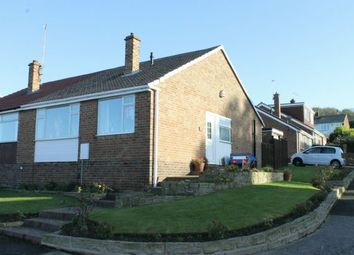 Thumbnail 2 bed semi-detached bungalow for sale in Wiltshire Road, Skelton-In-Cleveland, Saltburn-By-The-Sea