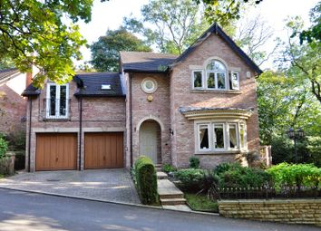 Thumbnail 5 bed detached house for sale in Moorland Fold, Stalybridge