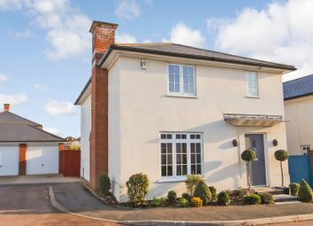 Thumbnail 3 bed detached house for sale in Kelso Close, Rayleigh, Essex