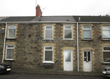 Thumbnail 3 bed terraced house for sale in Salisbury Street, Cross Keys, Newport, Newport.