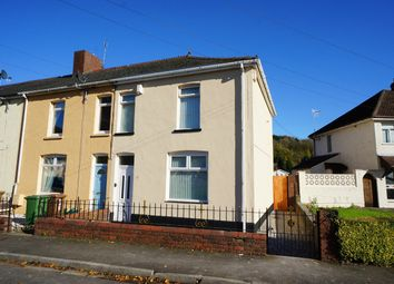 Thumbnail 3 bed end terrace house for sale in Crescent Road, Risca, Newport