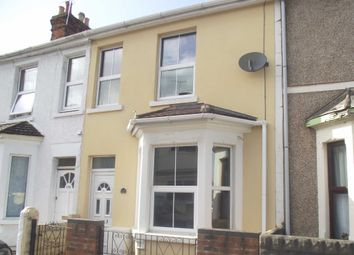 Thumbnail 3 bed terraced house to rent in William Street, Swindon, Wiltshire