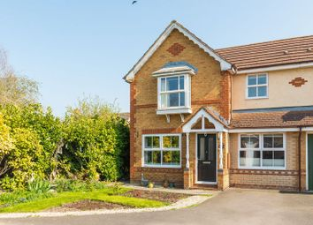 Thumbnail 3 bed semi-detached house for sale in Brunstock Beck, Didcot