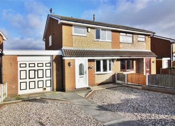 Thumbnail 3 bed semi-detached house for sale in Silverdale Road, Orrell, Wigan