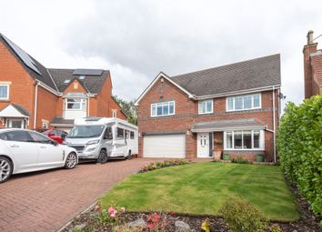 Thumbnail 6 bed detached house for sale in Field House Farm, Seaham