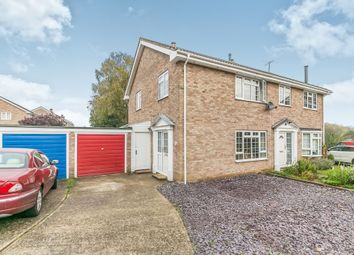 Thumbnail 3 bed semi-detached house for sale in The Paddocks, Bures