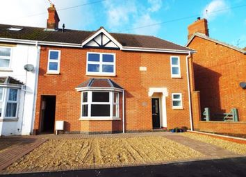 Thumbnail 3 bed end terrace house for sale in Brooke Road, Oakham, Rutland