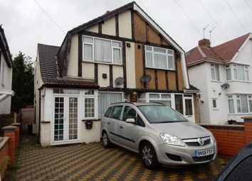 Thumbnail 2 bed semi-detached house for sale in Strathearn Ave, Harlington, Hayes