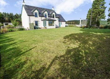 Thumbnail 4 bed detached house for sale in Grantown-On-Spey