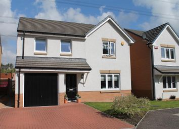 Thumbnail 4 bed detached house for sale in Milnwood Crescent, Uddingston, Glasgow