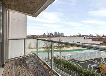 Thumbnail 3 bed flat for sale in Henry Hudson Apartments, 41 Banning Street, London