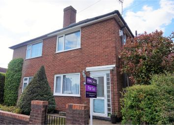 Thumbnail 3 bed semi-detached house for sale in Clarendon Road, Southampton