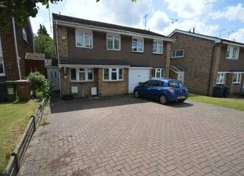 Thumbnail 3 bed semi-detached house for sale in Bramingham Road, Luton
