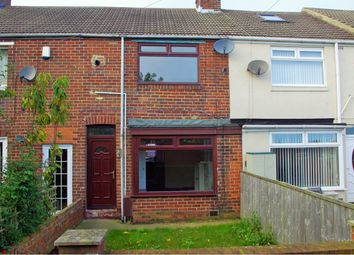 Thumbnail 2 bed terraced house to rent in Coronation Avenue, Hartlepool
