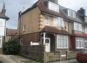 Thumbnail 4 bed terraced house to rent in Topsham Road, London