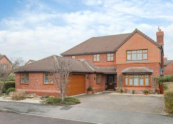 Thumbnail 4 bed detached house for sale in Billings Way, Cheltenham