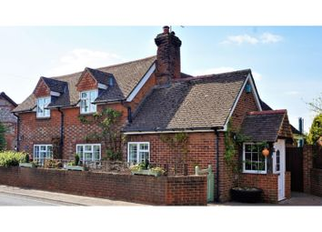Thumbnail 3 bed detached house for sale in Newfound, Basingstoke