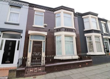 Thumbnail 3 bed terraced house for sale in Watford Road, Liverpool